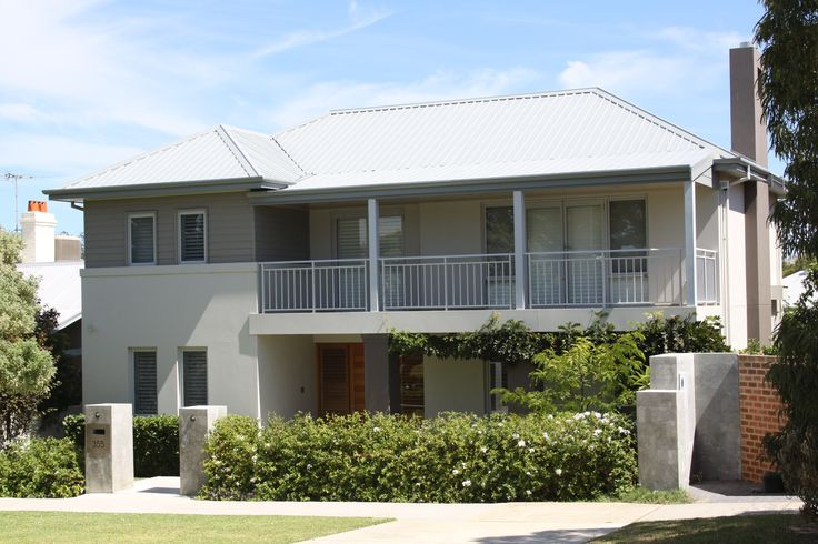 Cottesloe house.