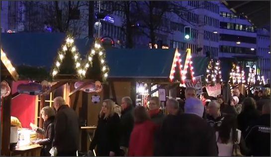Kerstmarkt in Duitsland #kerstmarkt