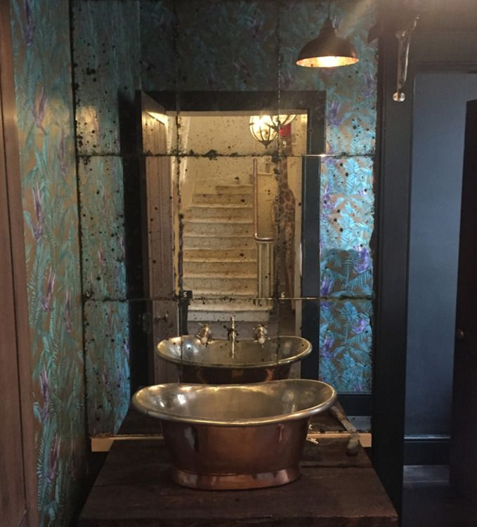 Quirky Bathroom Mirrors 22 best feature walls images on pinterest | feature walls, antique