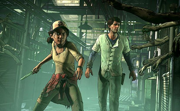 While fans of The Walking Dead will have to wait until next year to see the second half of season 7, Telltale's video game is coming back for a new season later this month. The full trailer has now been released to show more of how the young Clementine comes together with newcomer Javier and meets a familiar face.