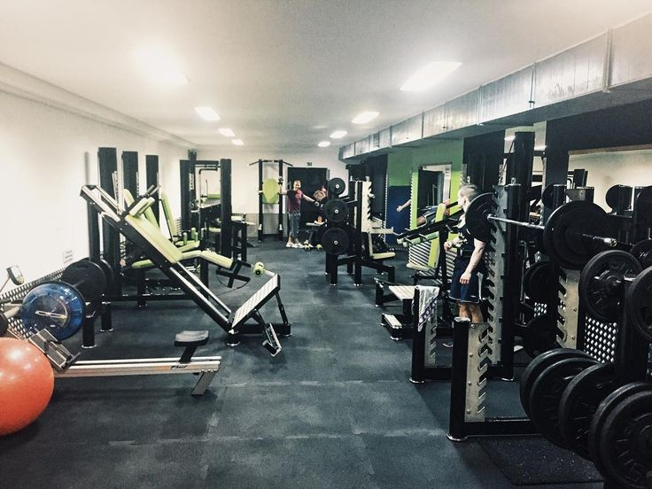 Our home #gym is finally ready and repaired!  So let's get crush it tomorrow