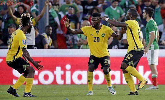 Mexičané triumf na Zlatém poháru neobhájí, do finále prošla Jamajka