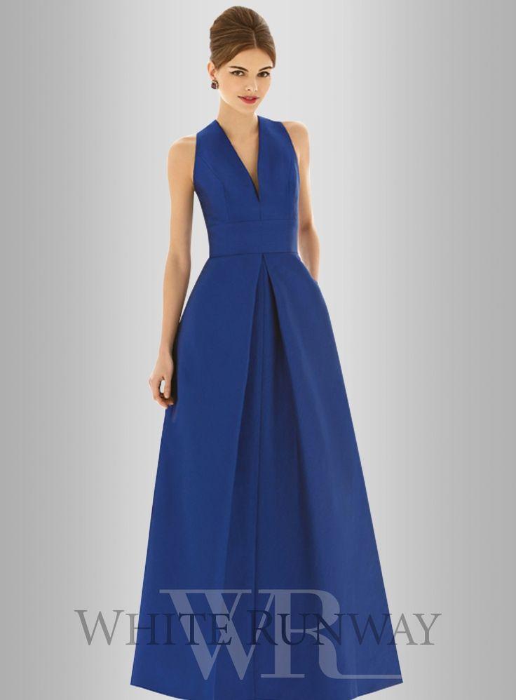 Lara Dress by Alfred Sung