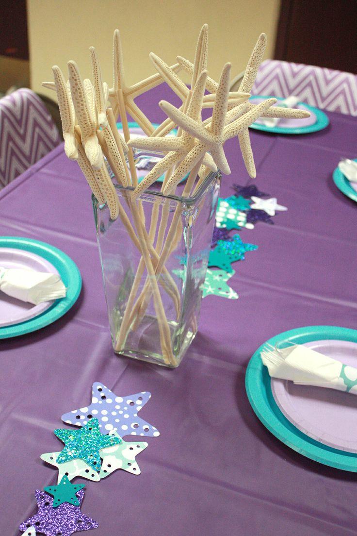 106 best ariel tea party images on Pinterest | Mermaids, Little ...