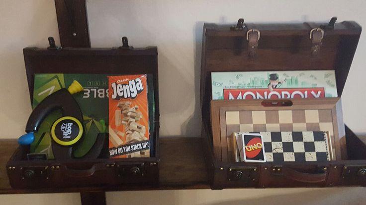 Board game display