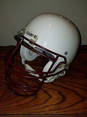 Adams Y4 medium football helmet