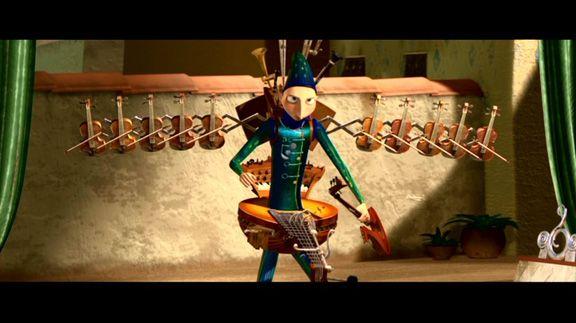 '픽사 단편 애니메이션'(Pixar Short Films Collection)은 3차원 컴퓨터 그래픽 애니메이션의 명가로 우뚝 선 픽사 스튜디오의 원천을 엿볼 수 있는 DVD 타이틀이다. 픽사의 태동을 알린 '안드레와 윌리 꿀벌의 모험'부터 '토이스토리'의 모태가 된 '틴토이', 아카데미 단편 애니메이션 작품상에 빛나는 '제리의 게임', 단편 걸작 '원맨 밴드' 등 13편의 단편이 들어 있다. 물론 모두 3차원 컴퓨터 그래픽 애니메이션들이다. 13..