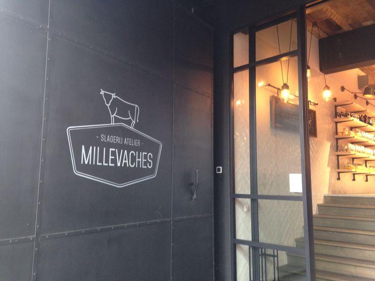 Butcher atelier Millevaches Antwerpen