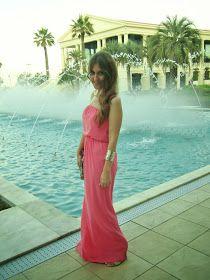 Sun, Coffee and Style: Look boda en el Hotel Las Arenas