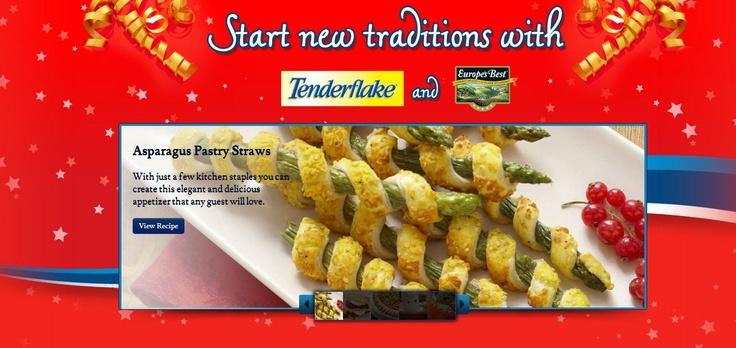 See Tenderflake's latest & greatest recipes!