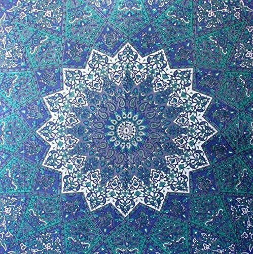 Urban Outfitters hippie psychedelic tapestry wall hanging dorm room