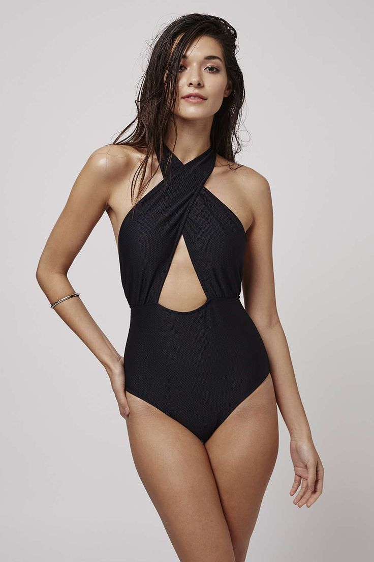 Photo 2 of Halter Wrap Swimsuit