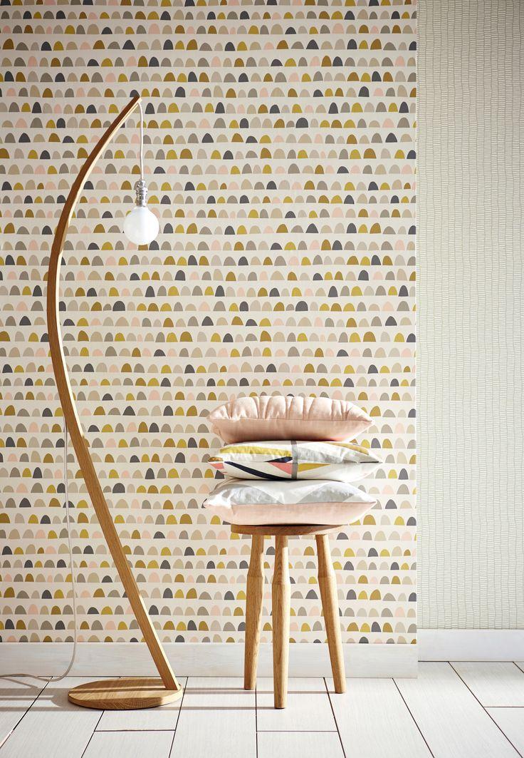 326 best images about autour du papier peint des tissus on pinterest - Marimekko papier peint ...