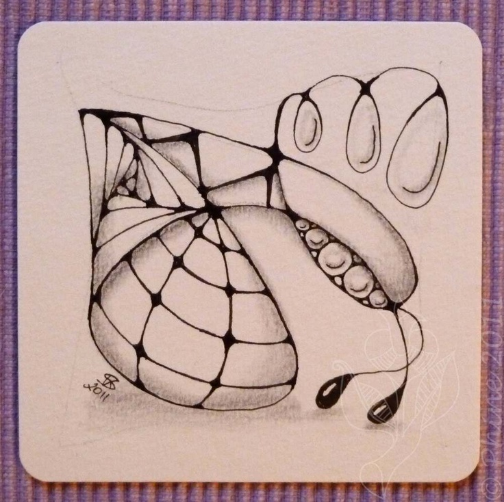 Zendoodle Ida: Zentangle ®