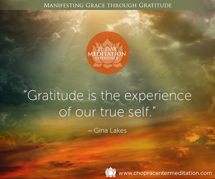 August 3 marked the conclusion of Oprah & Deepak's Chopra 21 Day Meditation Experience,Manifesting Grace through Gratitude.Hundreds of thousands from around the world meditated daily, activating a global wave of transformation, profound peace,and deep fulfillment.