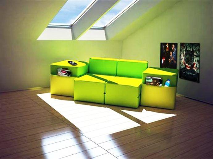 Best Modular Furniture Images On Pinterest Modular Furniture - Design your own furniture with tetran eco friendly modular cubes
