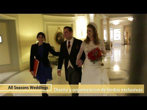 All Seasons Weddings   Making Of   Bodas de Lujo   Wedding Planner - YouTube