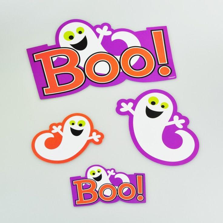 Pack de décos Halloween (x30)