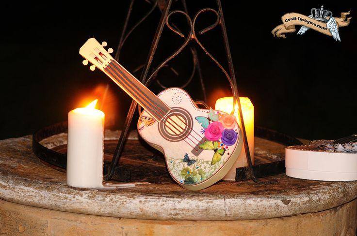 Guitar butterfly 5