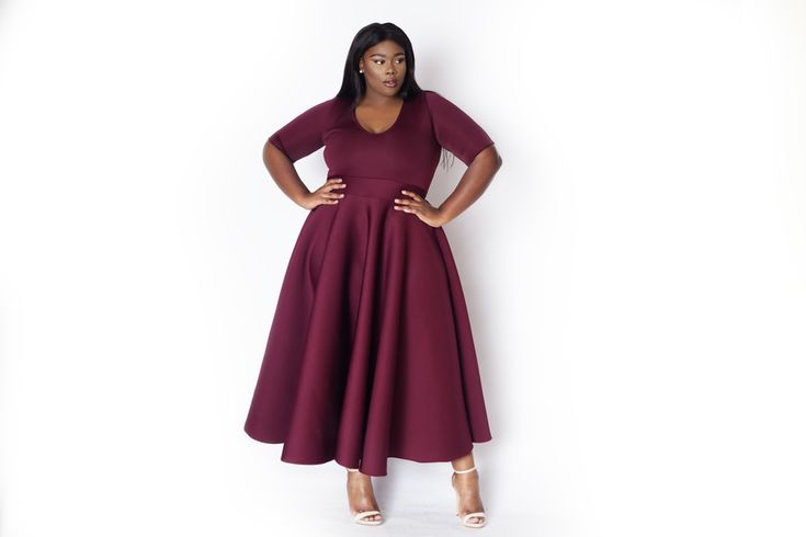 Courtney Noelle Drops New Plus Size Collection Called The Re-Up