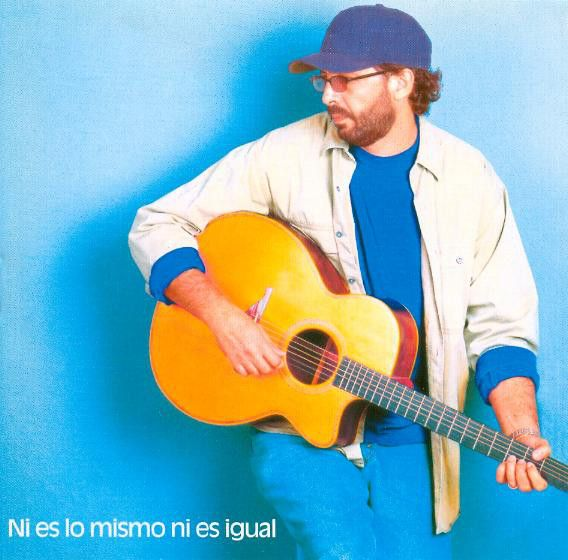 Juan Luis Guerra 440 - Ni Es Lo Mismo Ni Es Igual