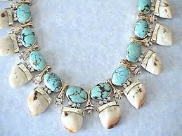 elk ivory and turquoise                                                       …