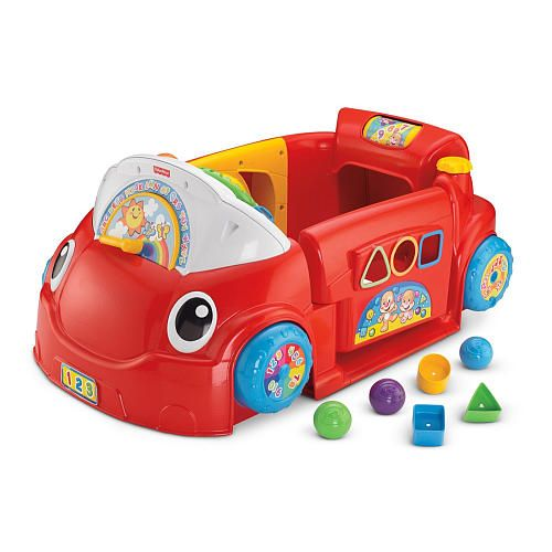 "Fisher-Price Smart Stages Crawl Around Car -  Fisher-Price - Toys""R""Us"