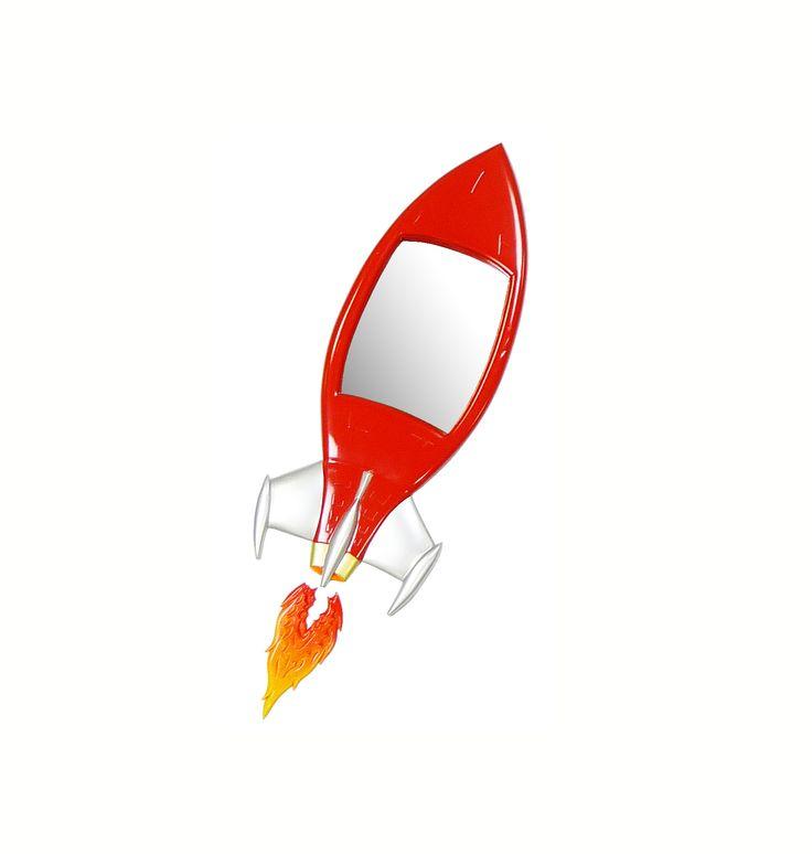 The Rocket Mirror :) xxx