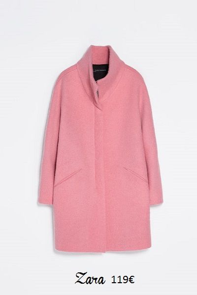 Χειμώνας 2013-2014: εσείς ποιο παλτό θα φορέσετε; #pastel #pastelpink #pink #coat #zara #fashiontrend