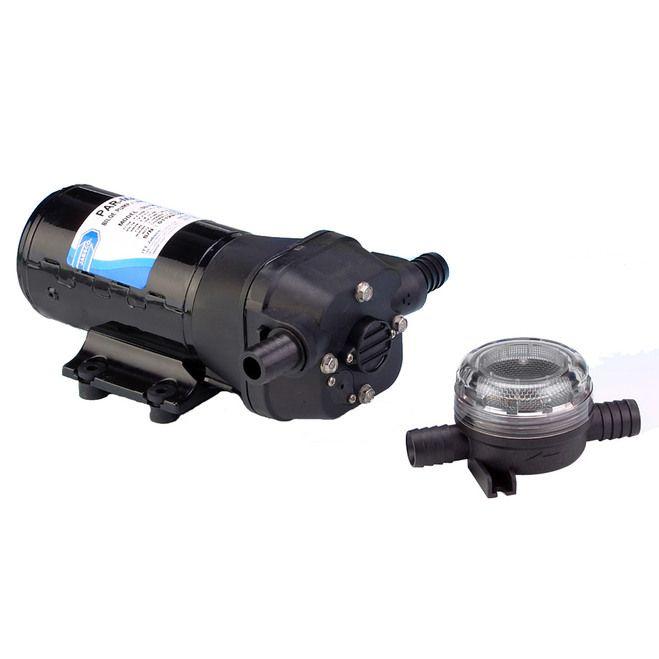 Jabsco PAR-Max 4 Bilge/Shower Drain Pump 12V [31705-0092]
