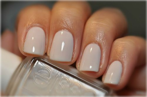 Essie - Natural Cotton