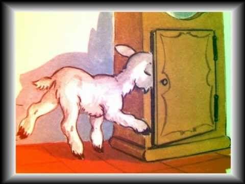 La chèvre et les 7 biquets