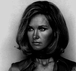 Benedict morphs into his mother, Wanda Ventham (or vice versa): gif. Some things can never be unseen