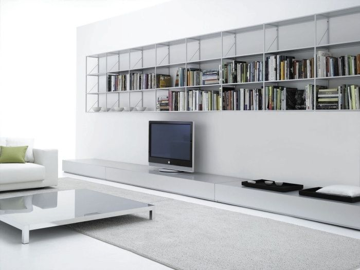 meubles bas pour moderniser le salon