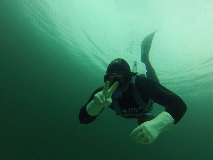 Snorkel en el litoral de la Isla de Arosa