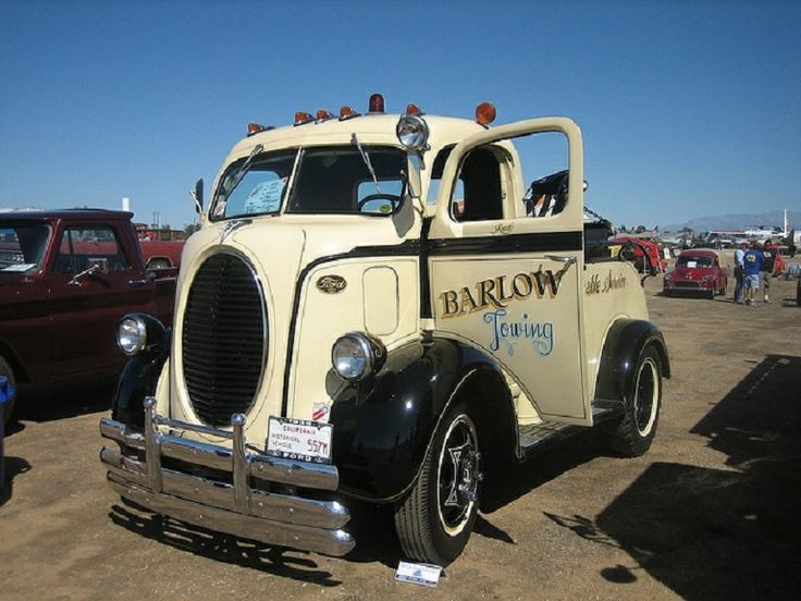 1938 Ford COE Tow Truck🇺🇸🚨👀 | Tow Trucks & Recovery ...