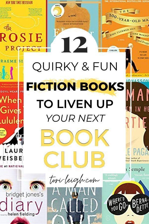 Twelve Hilariously Funny Book Club Books In 2020 Book Club Books