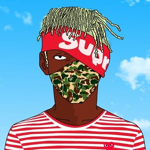 Supremebape also Lil Peep 665777053 also Lil Pump 692959957 together with Watch further Lil Skies   Worth. on lil uzi vert wallpapers