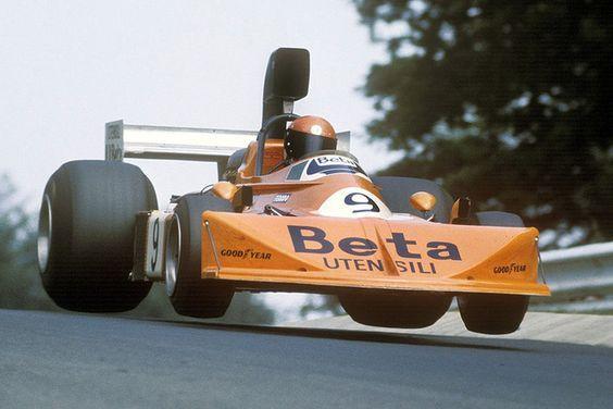 beta march f1 1975