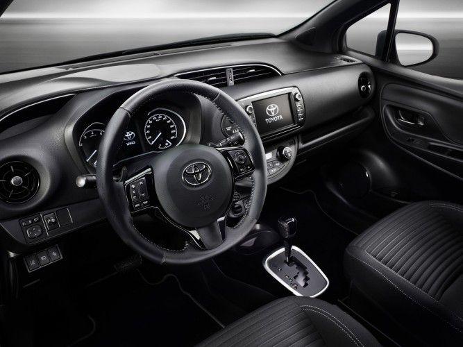 Resultado De Imagen Para Yaris 2018 Sedan Interior Toyota Yaris
