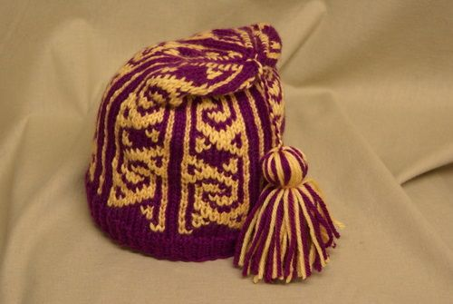 Ravelry: Turkish Delight Hat pattern by Donna Druchunas