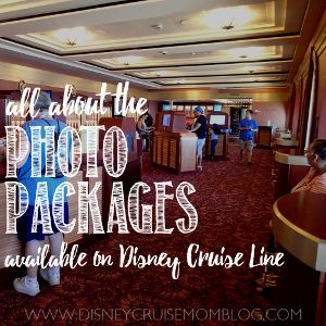 Find out everything you need to know about the Shutters photo system and packages on Disney Cruise Line.