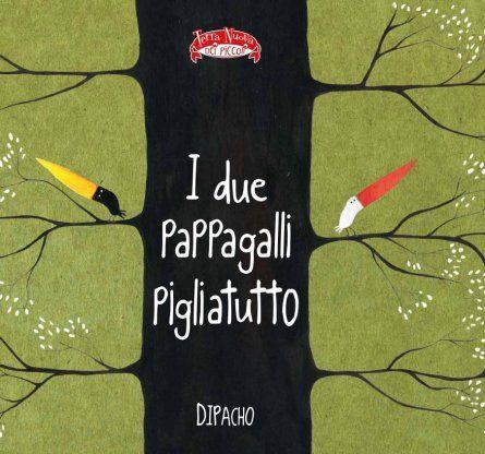 I due pappagalli pigliatutto, Dipacho (Terra Nuova dei piccoli, 2015)