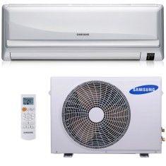 Ar Condicionado Split Hi Wall Samsung Max Plus 12000 BTUs Controle Remoto Frio AR12JPSUAWQ/AZ