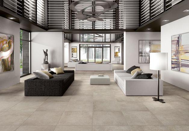 Betonlook vloer tegels woonkamer google zoeken Woonkamer tegels