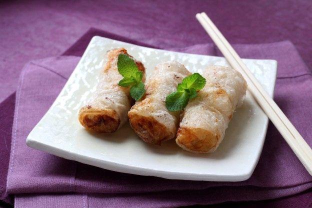 Come preparare gli involtini vietnamiti fritti