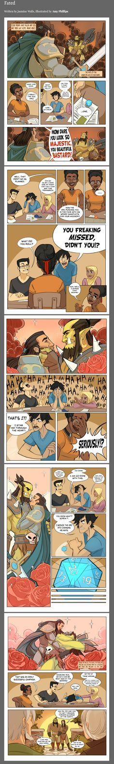 a botched D&D attack   Fated by Jasmine Walls, illustrated by Amy Phillips I now ship this