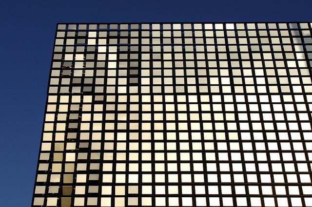 Rippling Façade by Tobias von der Haar, via Flickr