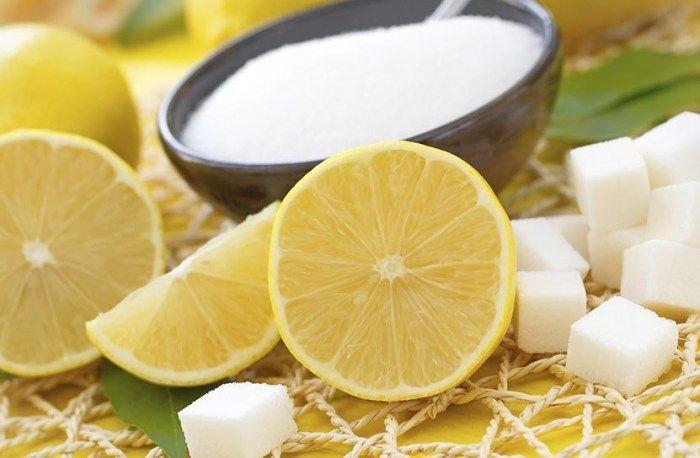 Mascarilla De Limón Con Azúcar Blanquear Axilas Exfoliantes Para Piernas Remedio Para La Piel Casero