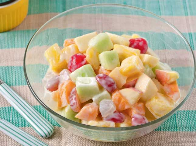 healthy fruit salad recipe with yogurt how to make healthy fruit drinks